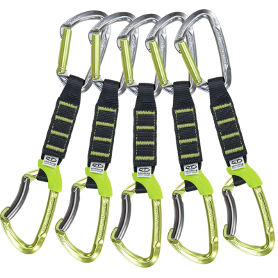 5x LIME SET NY PRO 12cm Green / Grey