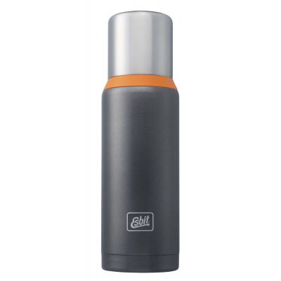 Termoska 1L Grey/Orange